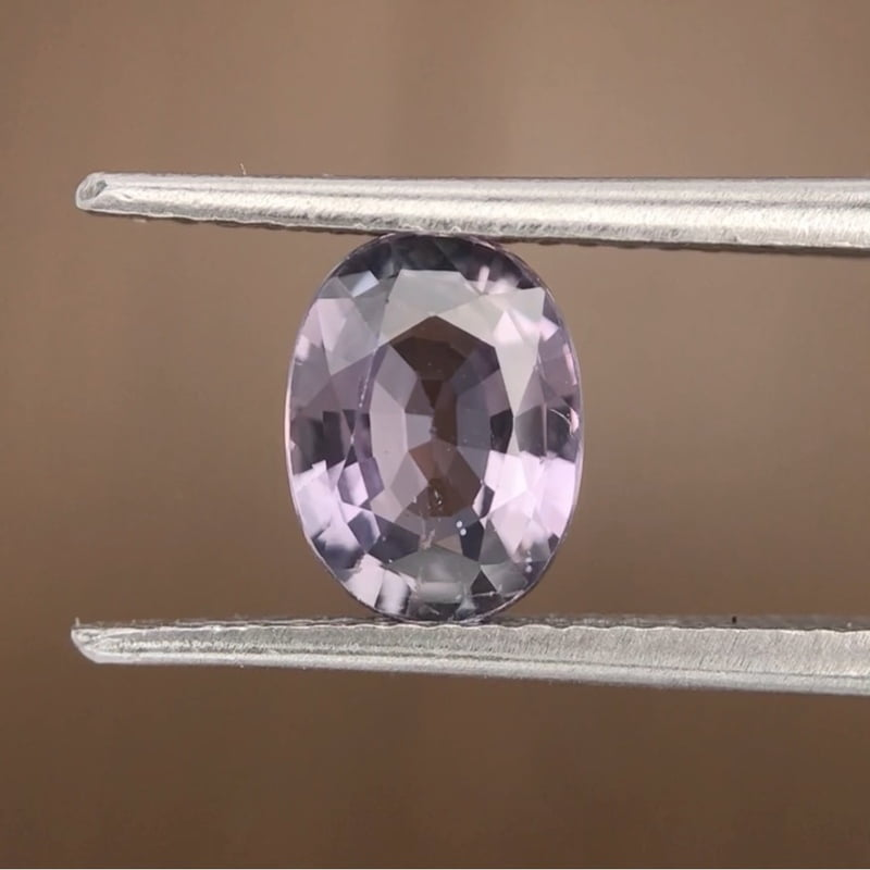 1.54ct Oval Mixed Cut Sapphire